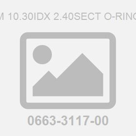 M 10.30Idx 2.40Sect O-Ring